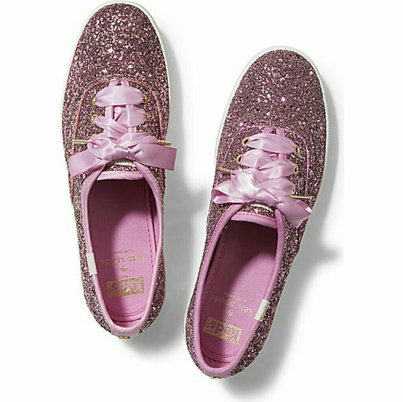 e43471bfa11 Keds x Kate Spade New York Champion Glitter